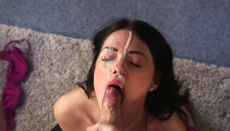 Семяизвержение на лицо порно видео нд